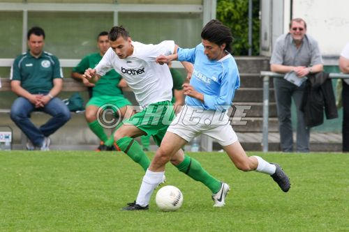Verbandsliga Süd 2008/2009 - F.V. Bad Vilbel vs. Kickers Obertsh