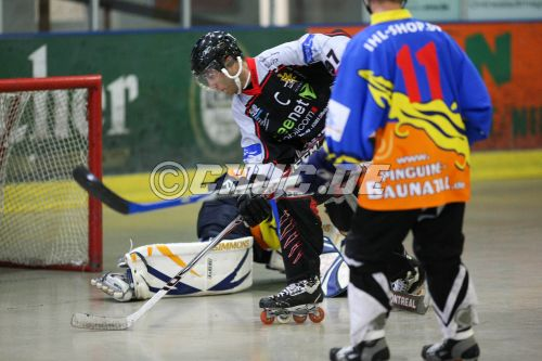 IHD Bundesliga, Bad Nauheim Grizzlys vs. Baunatal Pinguine