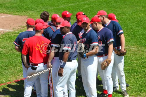 Baseball Verbandsliga - Friedberg Braves vs. Bad Homburg Hornets II © Andreas Chuc
