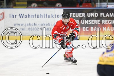 -26- James Livingston (Rote Teufel EC Bad Nauheim), DEL 2 - Rote Teufel EC Bad Nauheim gegen Lausitzer Füchse, Bad Nauheim, Colonel-Knight-Stadion, 27.10.17