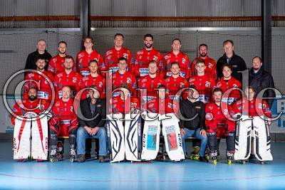 Teamfoto Rhein-Main Patriots 2020;
