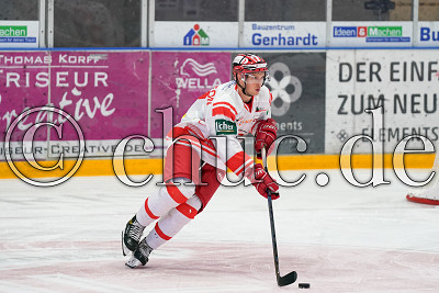 -17- Mark Richardson (EC Bad Nauheim), Testspiel zur DEL/DEL 2 - EC Bad Nauheim gegen Eisbären Berlin, Bad Nauheim, Colonel-Knight-Stadion, 31.10.20